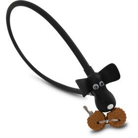 Cube RFR HPS Kabelschloss Dog black